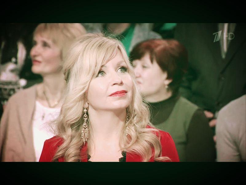 Певица Ольга Стельмах